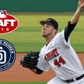 Lucchesi Drafted by the San Diego Padres